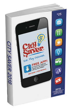 Picture of City Saver Book