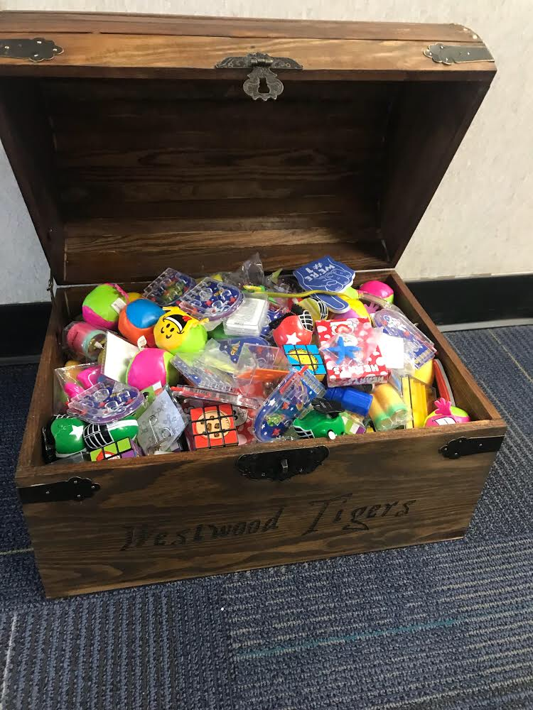 Westwood Office Treasure Box