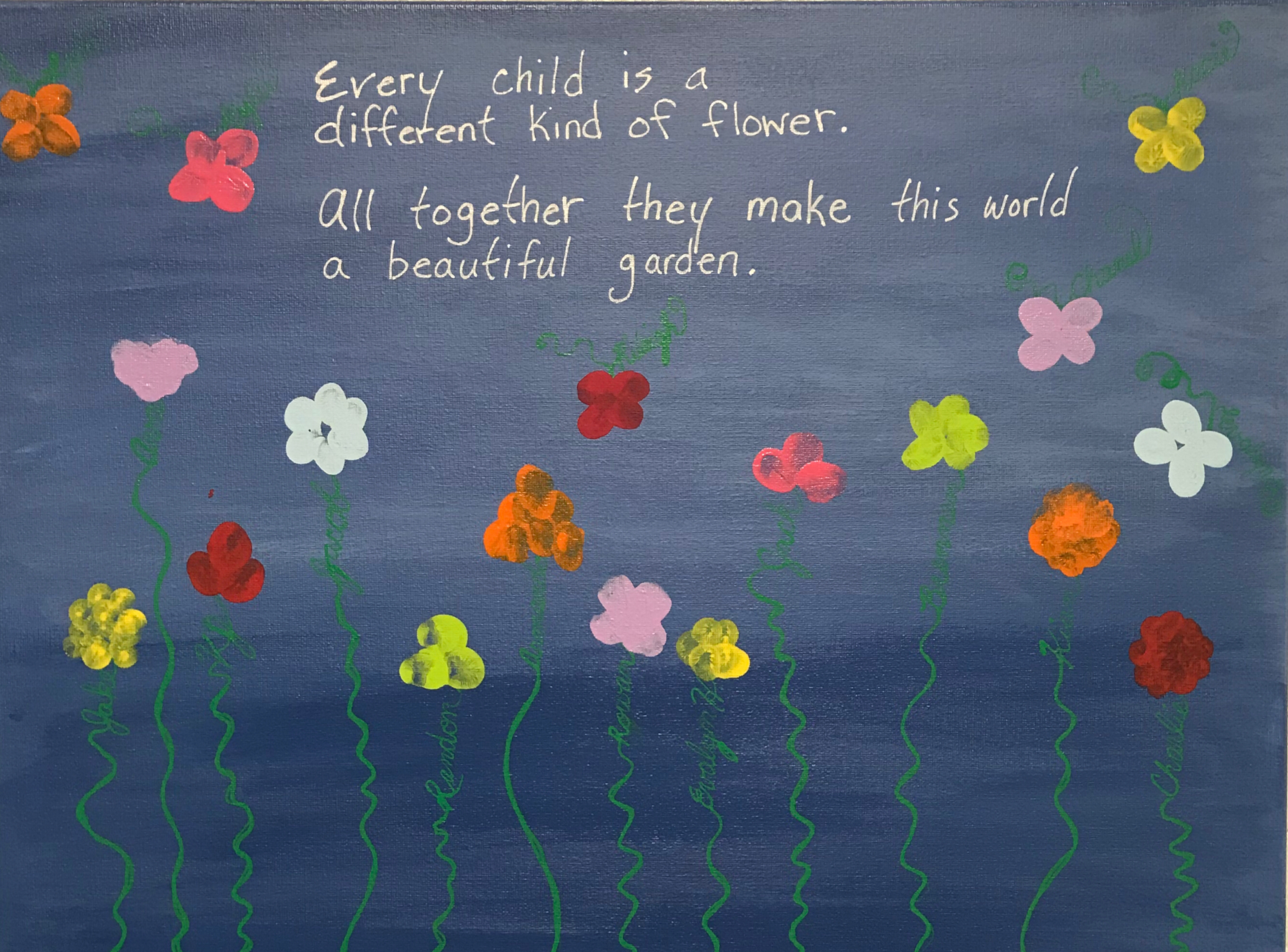 Featured Westwood Classroom Canvas of the Week October 1