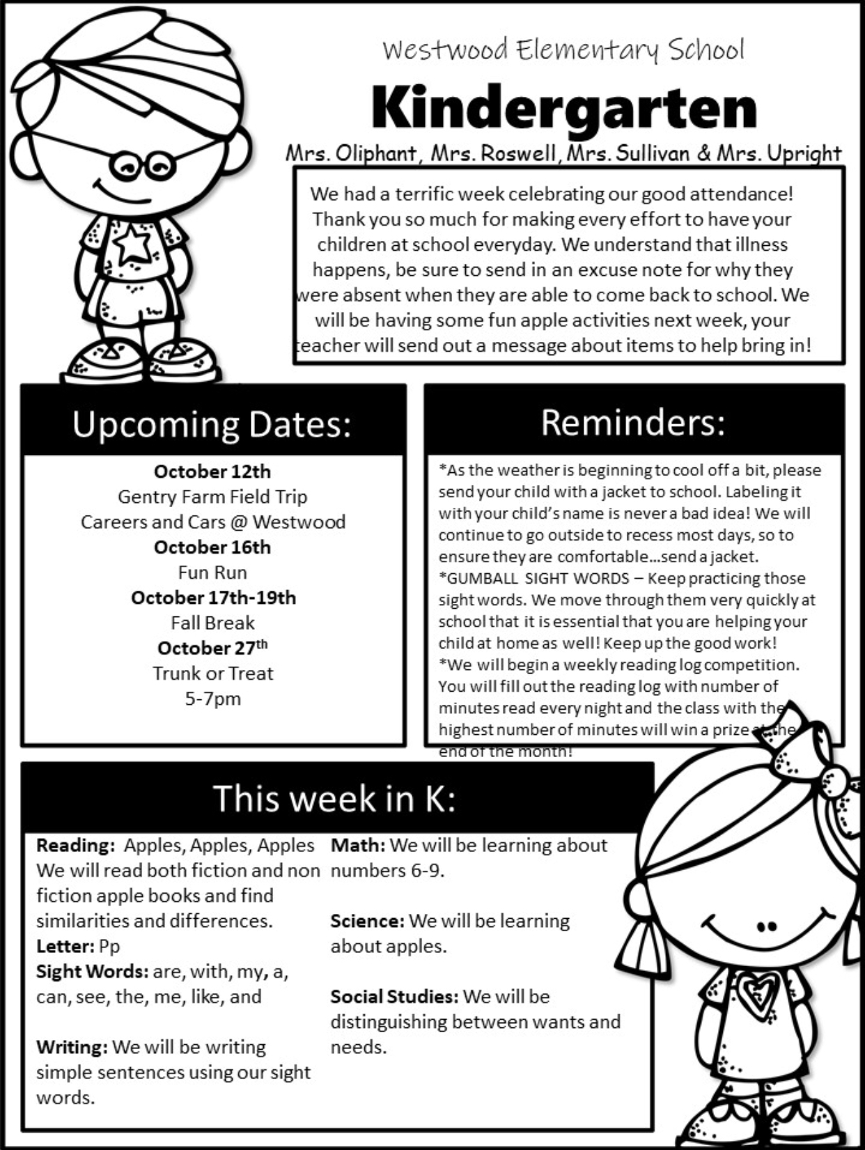 K oct 1 newsletter paper copy available in office