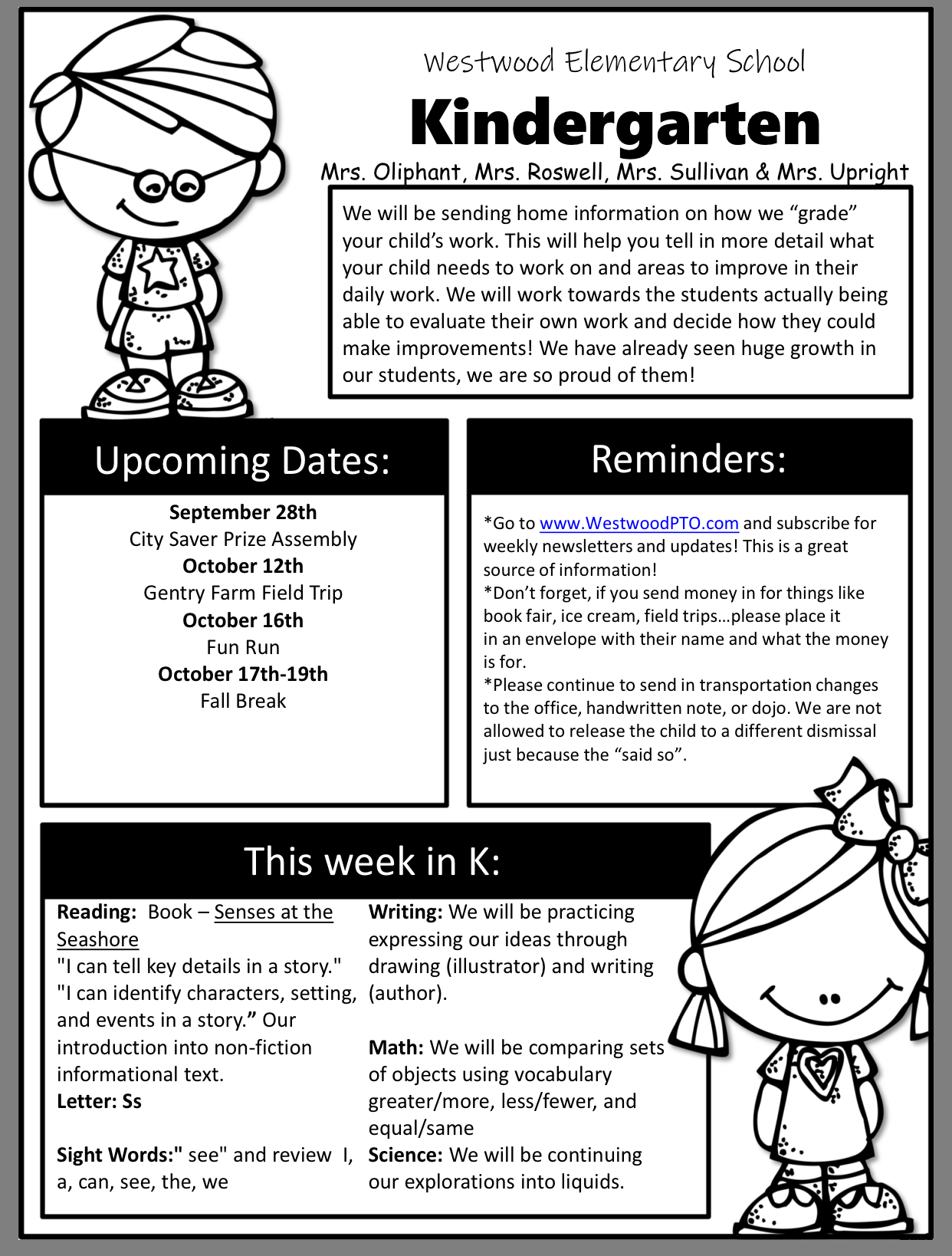 K Newsletter Sept 24 paper copy available in office