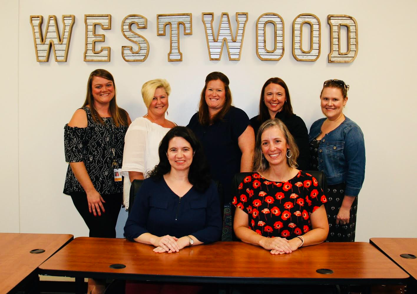 Westwood PTO Executive Board 2018-2019